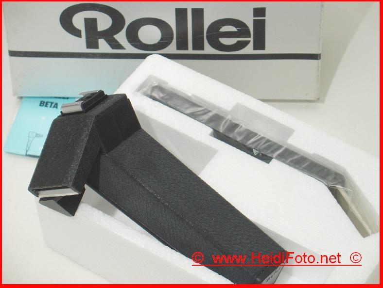 Rollei BETA Handgriff für B 5 & 6 - NEU OVP