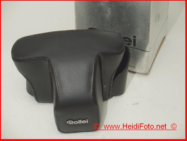 Rollei org. Kameratasche f. Rolleiflex SL35 M SL 35
