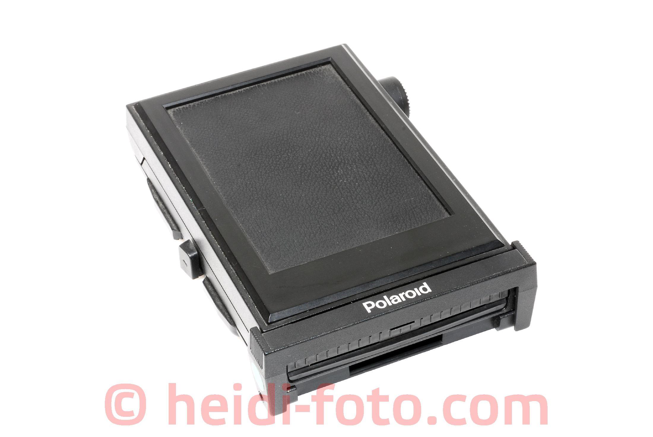 Mamiya RZ67 Polaroidkassette